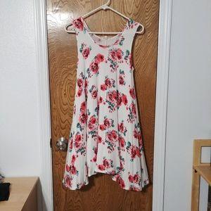 Rolla Coster Floral sleeveless flowy summer dress